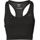 asics Raceback Sports Bra Women black